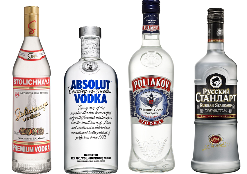 Tasting can you identify a russian vodka from a non russian vodka - What to do with cheap vodka ...